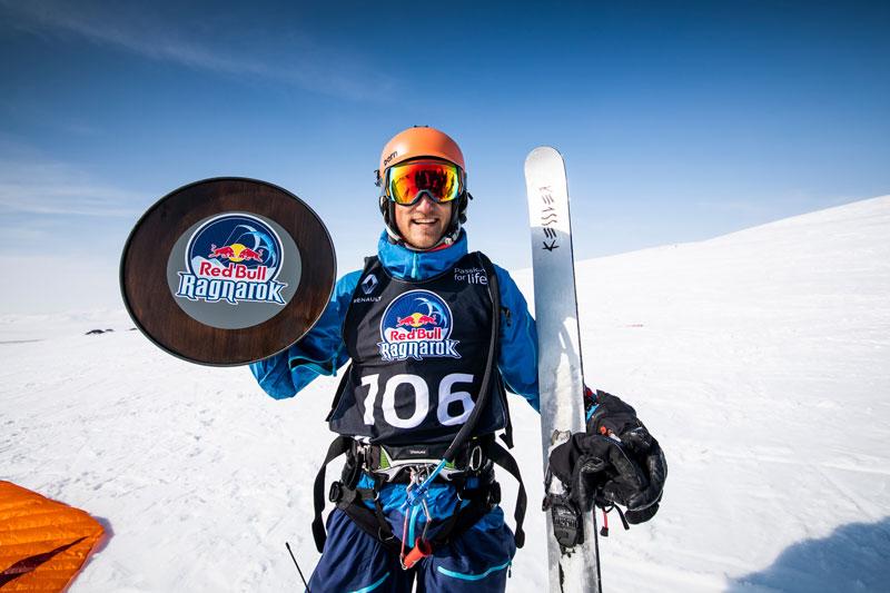 Felix Kersten Red Bull Ragnarok 2019