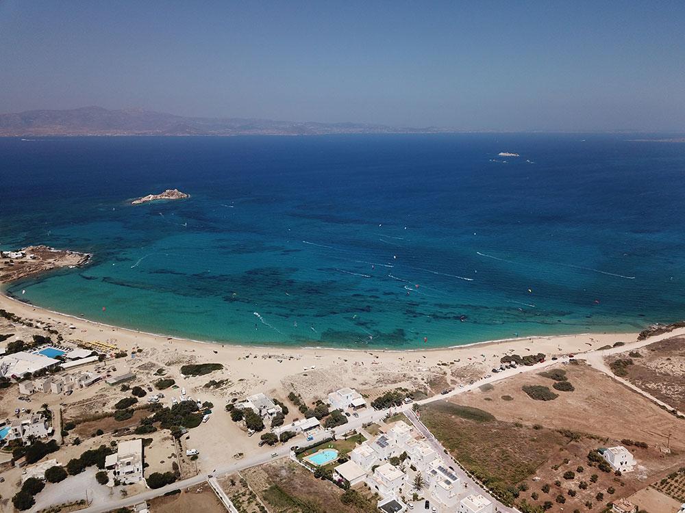 Flisvos Kite Centre Naxos