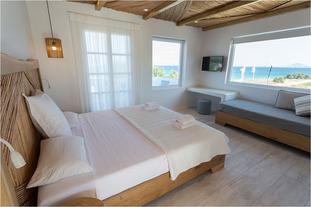 Hotel Orkos Beach, Naxos