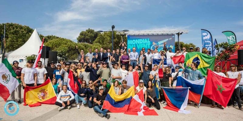 GKA Leucate Mondial du Vent 2019