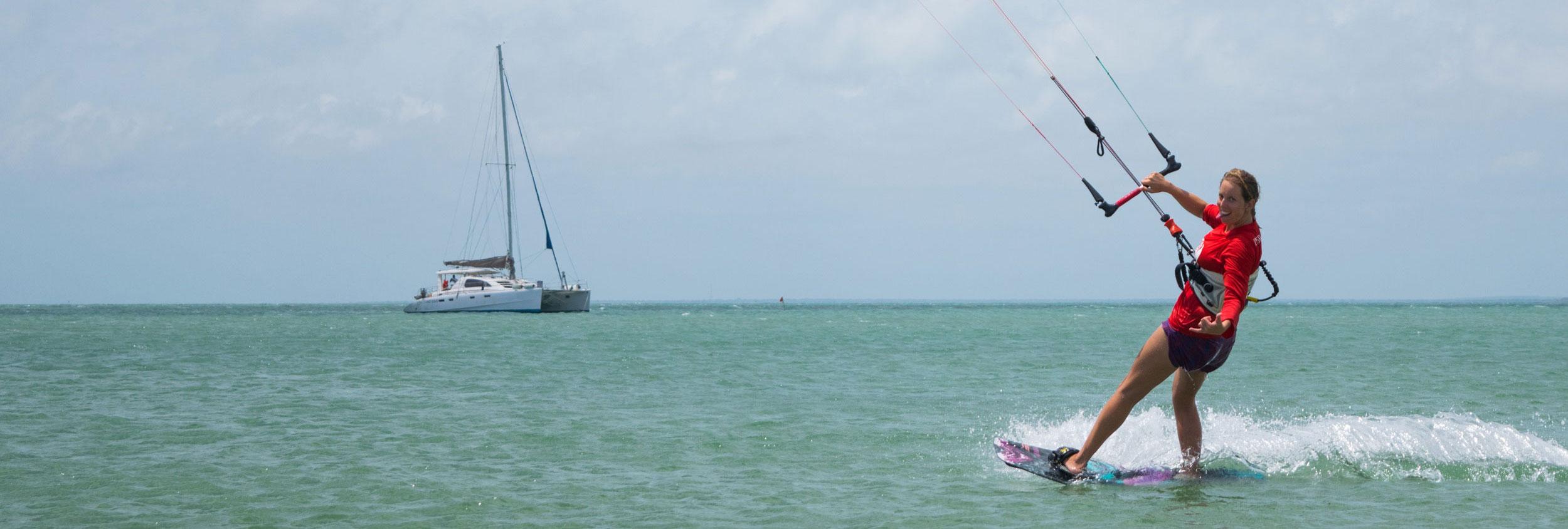 Kitesurfing Sri Lanka Kalpitiya
