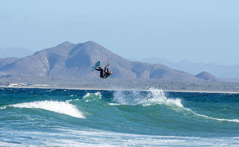 Travel Guide Kite 2020 Baja Mexico