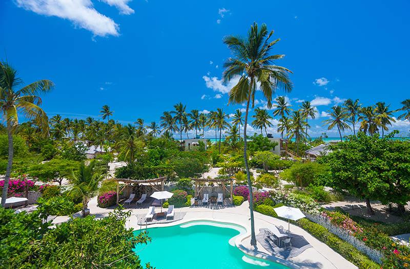 Hotel Grounds Zanzibar 2020