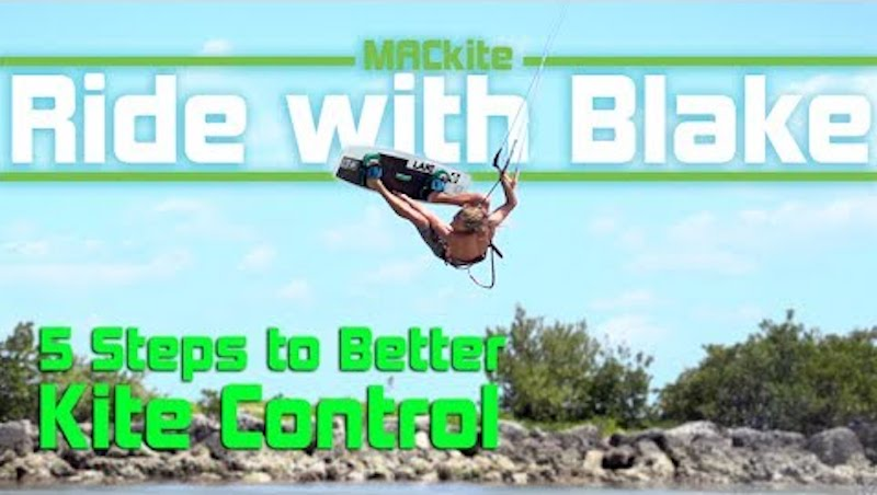 5 tips to better kite control