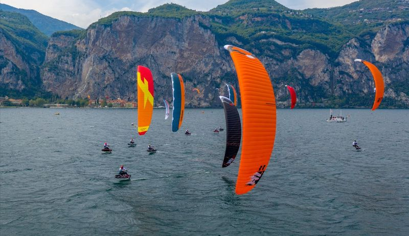 Formula Kite Worlds Day Two