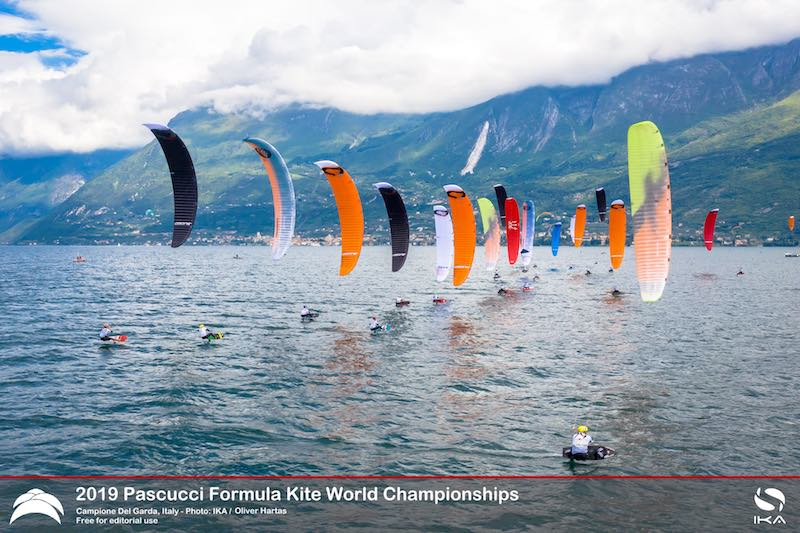Formula Kite Worlds Lake Garda 2019