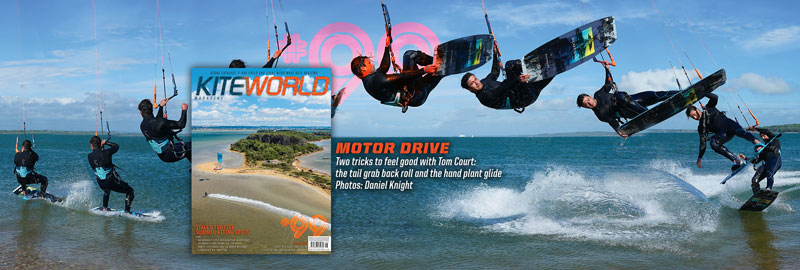 Kiteworld Issue 99 technique
