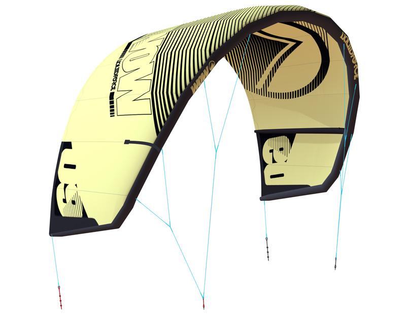 LF WOW V4 Kiteworld Kite review