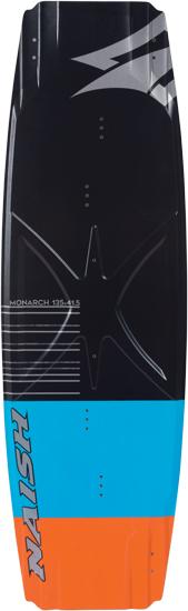 Naish Monarch 2019 test
