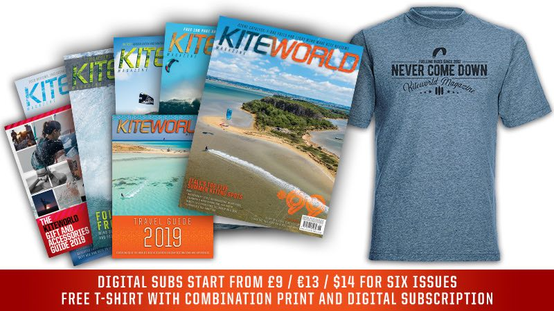 Subscribe to Kiteworld!