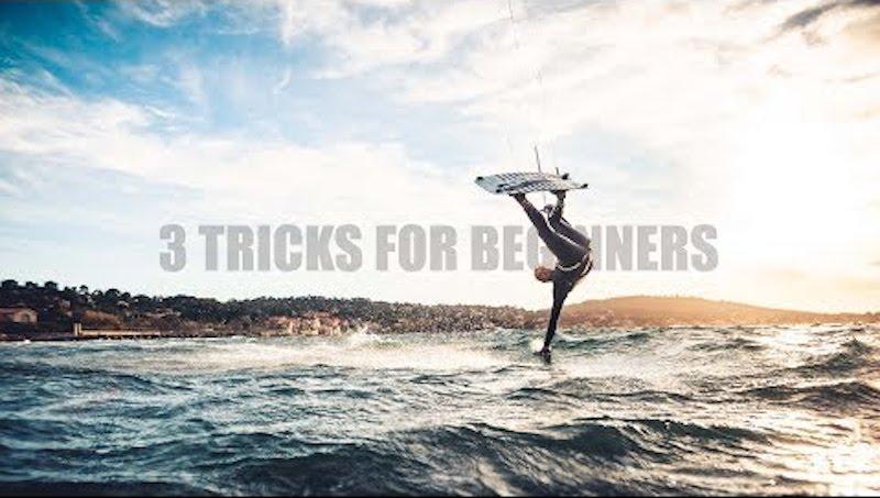 Three tricks for beginners