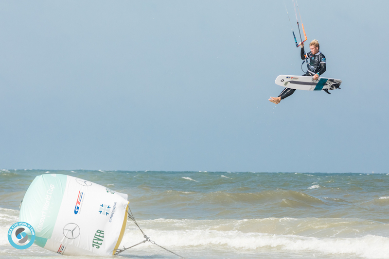 Simon Joosten competing at GKA Sylt 2019