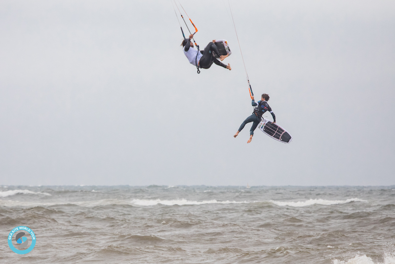 Kiko Roig Torres competing at GKA Sylt 2019
