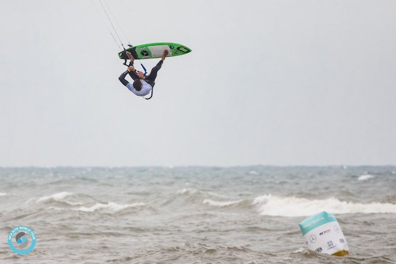 Paulino Pereira competing at GKA Sylt 2019