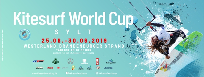 GKA Kite-Surf World Cup Sylt poster