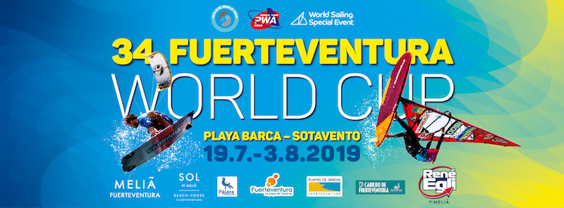 GKA Freestyle World Cup Fuerteventura poster