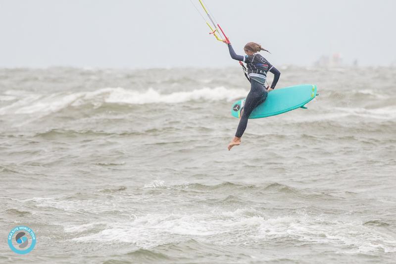 GKA Kite-Surf World Cup Capucine Delannoy
