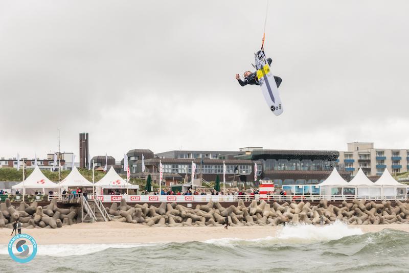 GKA Kite-Surf World Cup James Carew