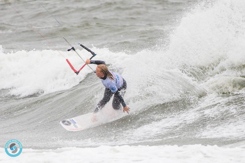 GKA Kite-Surf World Cup Peri Roberts
