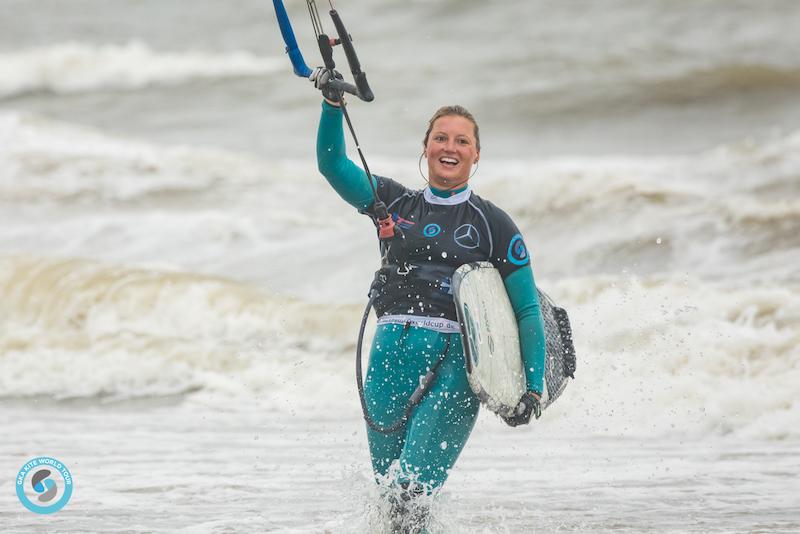 GKA Kite-Surf World Cup Susanne Schwarztrauber