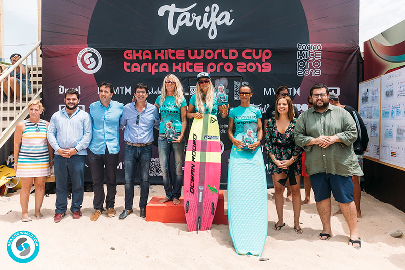 GKA Kite World Tour Tarifa