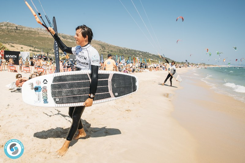 GKA Kite World Tour Tarifa Kiko Roig Torres