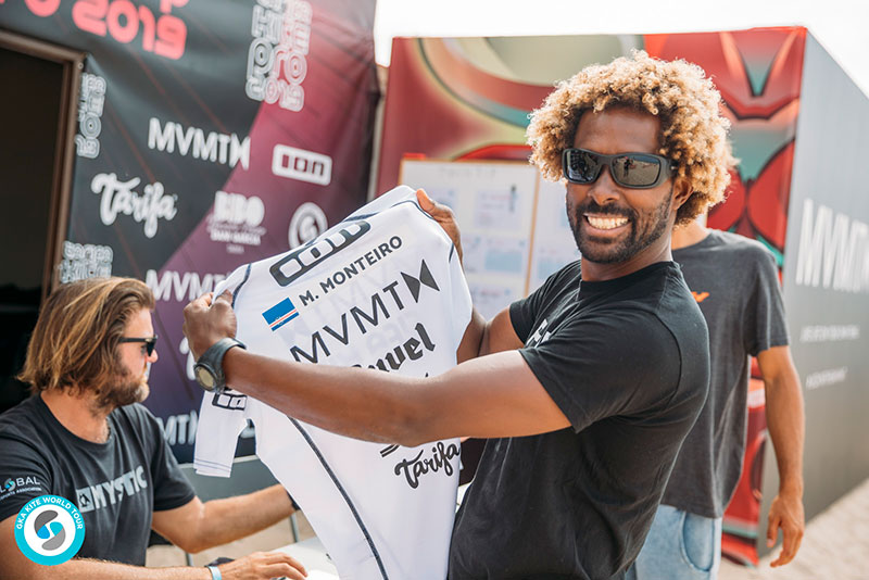 GKA Kite World Tour Tarifa Mitu Monteiro