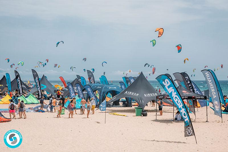 GKA Kite World Tour Tarifa