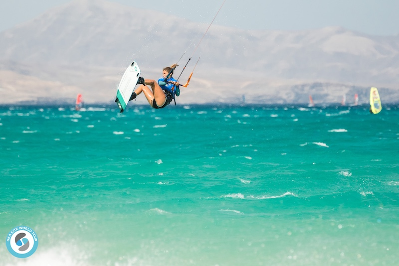 World Champion Mikaili Sol GKA Freestyle World Cup Fuerteventura
