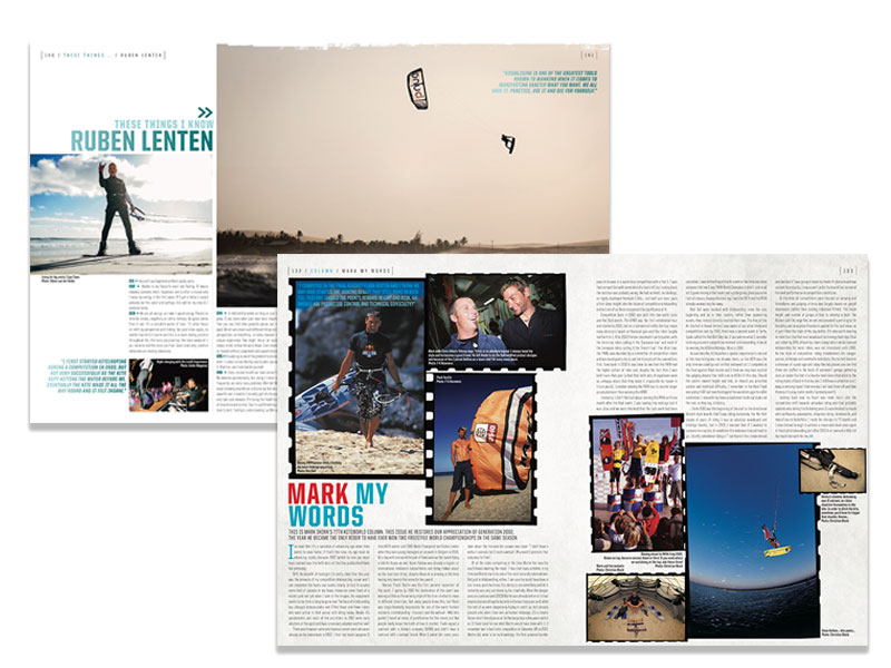 Mark Shinn and Ruben Lenten - Kiteworld 100
