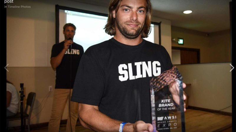 Slingshot AWSI Brand of the Year