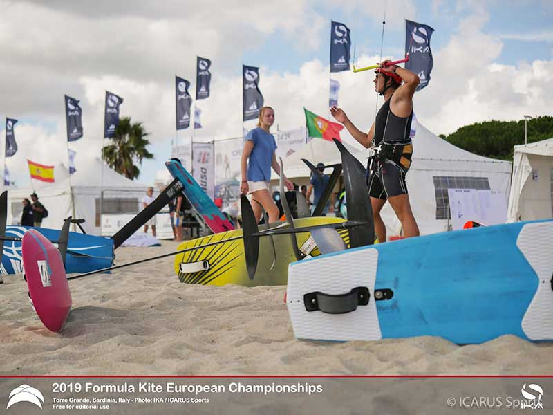 Formula Kite Europeans 2019
