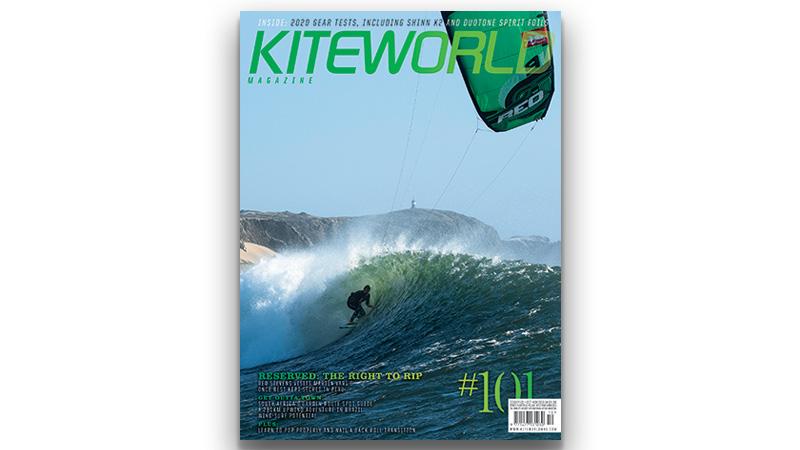 Kiteworld issue #101 Released | Kiteworld Magazine | The original international kitesurfing magazine