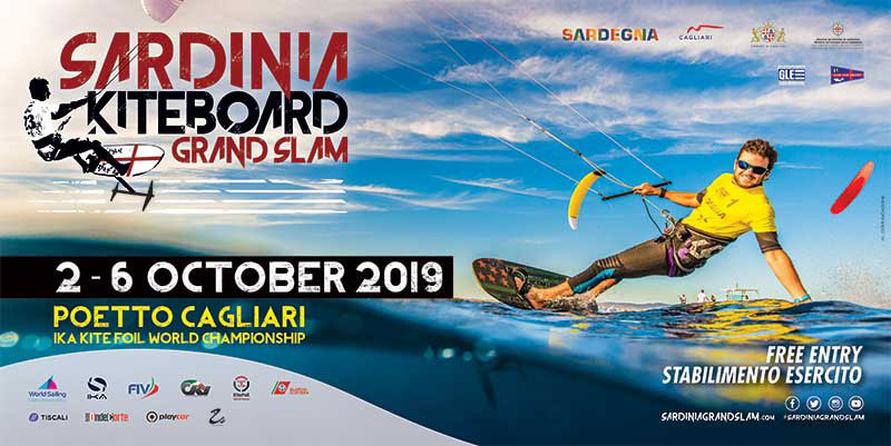 Sardinia IKA KiteFoil World Series Final