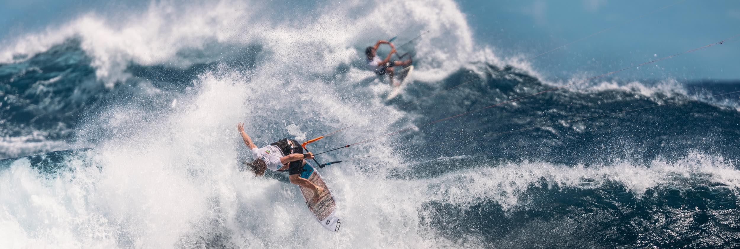 GKA Mauritius epic waves
