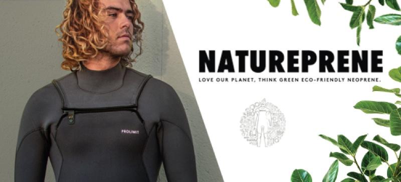 Choose natureprene over neoprene