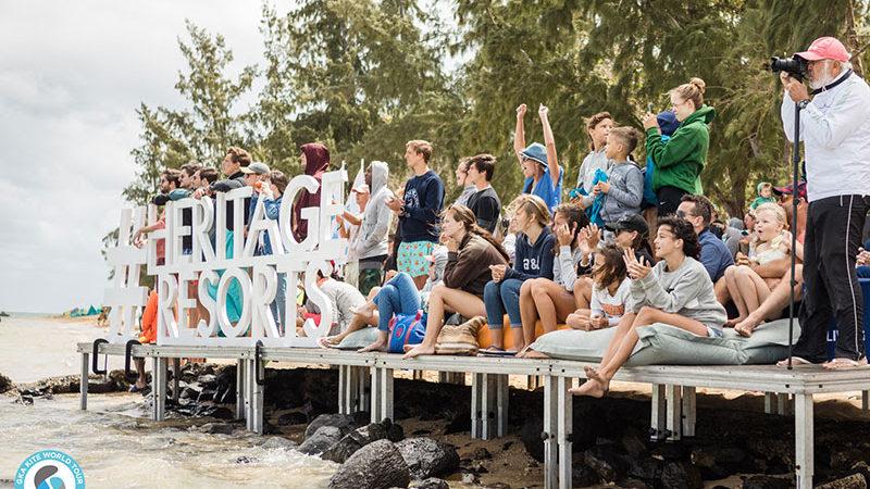 Spectators go wild for women's freestyle final