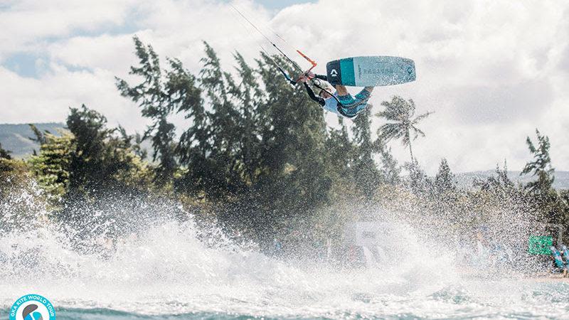 semifinal GKA freestlye mauritius