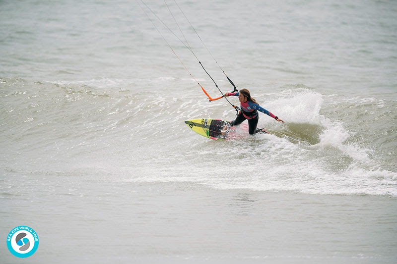 Carla Day Six: GKA Kite World Cup Dakhla