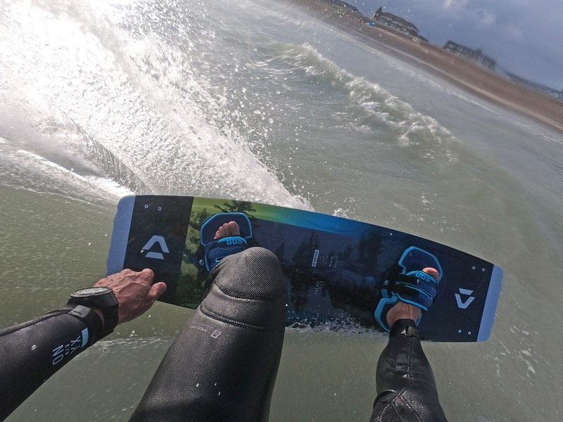 On Water Testing Duotone Jamie 2020 Board Review