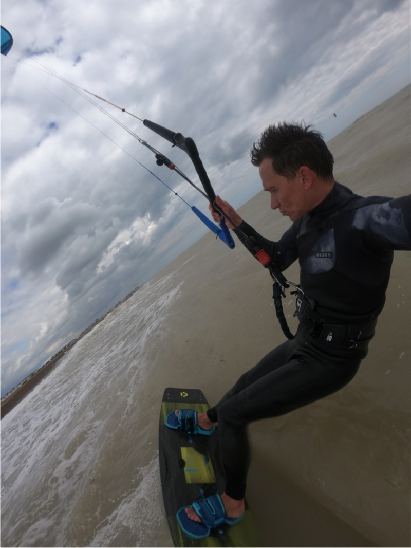 Testing the ION Onix Amp Wetsuit Semi-Dry 4:3 Frontzip