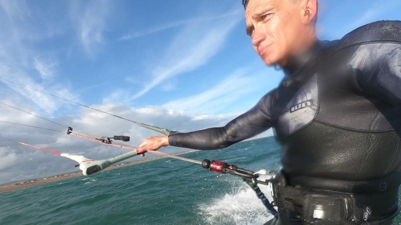 ION Onyx Amp Wetsuit Semi-Dry 4:3 Frontzip