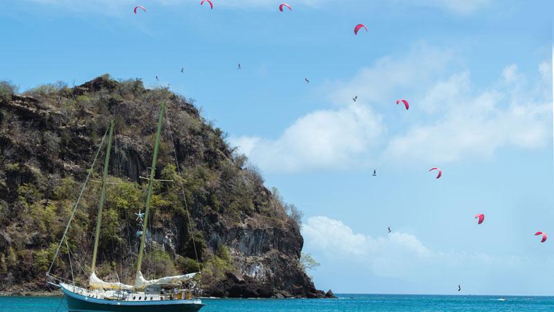 Nick Jacobsen Caribbean Orbit Jump