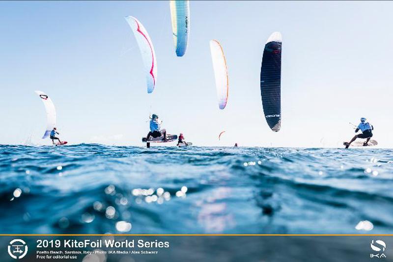 IKA KiteFoil World Series - Sardinia Grand Slam