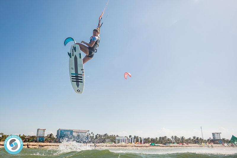 Day 1 at GKA Kite-Surf World Cup Prea