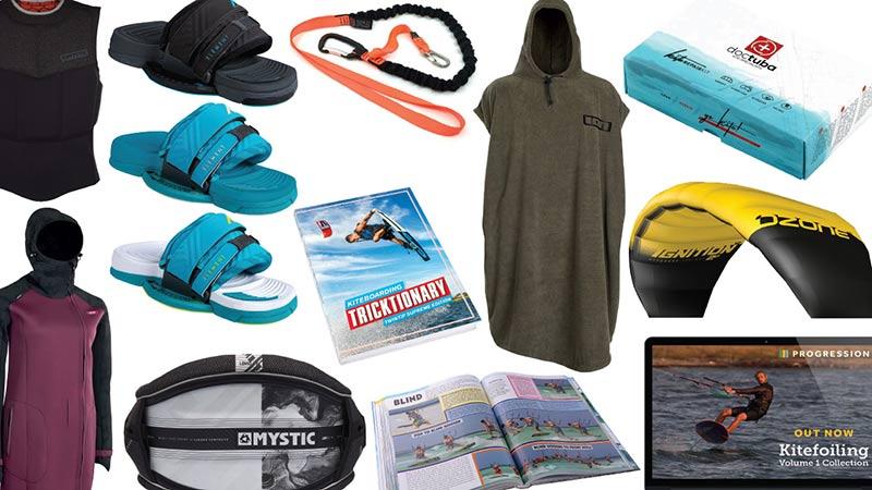 Christmas gift guide for kitesurfers