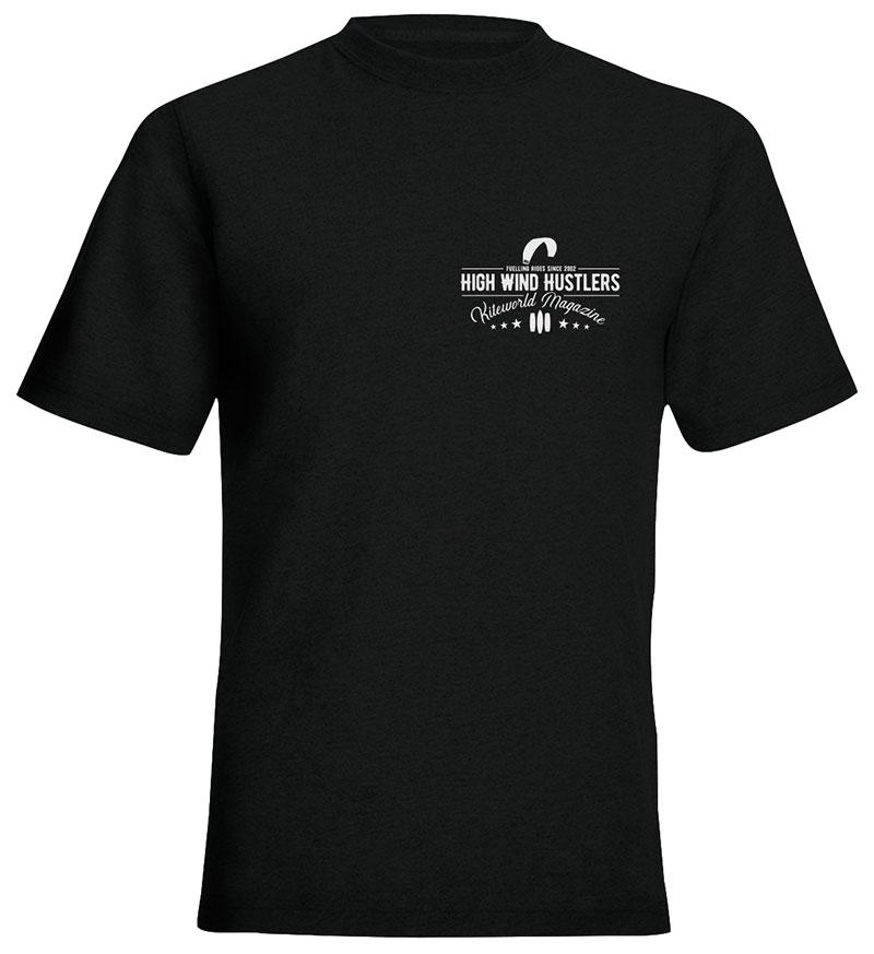 Kiteworld High Wind Hustler T-shirt
