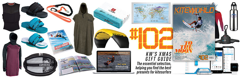Kiteworld Christmas Gift Guide for Kitesurfers