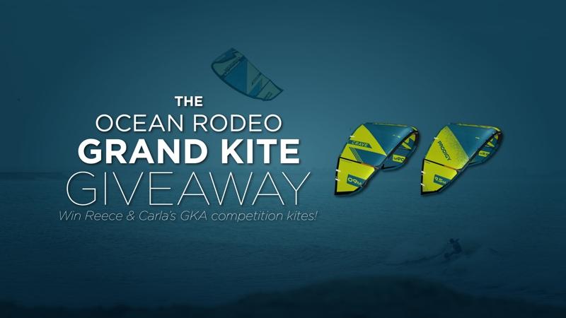 Win An Ocean Rodeo Set Up!
