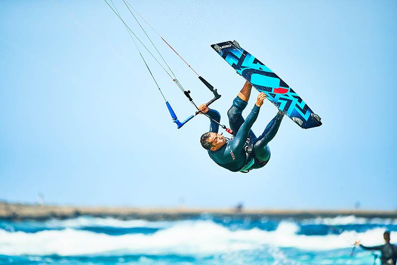 Ozone Infinity Kiteboard